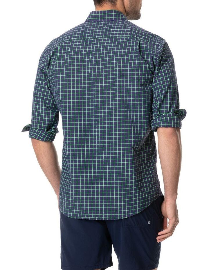 Rockville Long Sleeve Shirt - Royal image 3