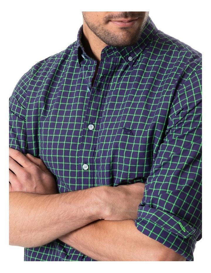 Rockville Long Sleeve Shirt - Royal image 4