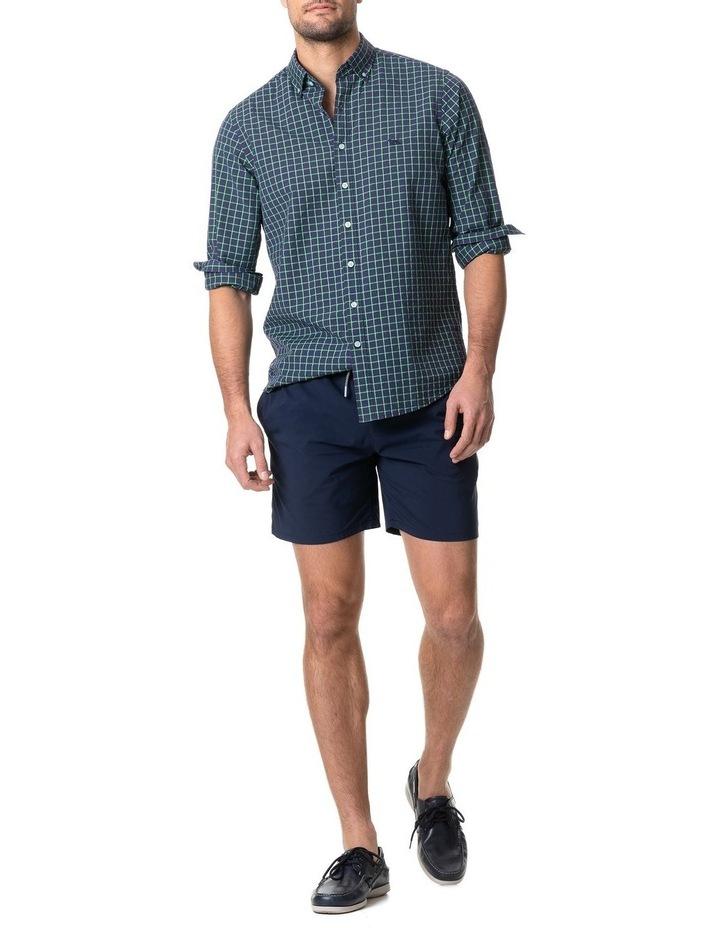 Rockville Long Sleeve Shirt - Royal image 5
