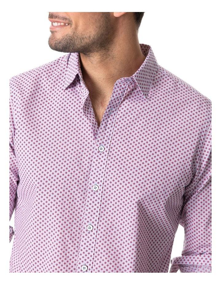 Green Bay Long Sleeve Sports Fit Shirt - Cornflower image 4