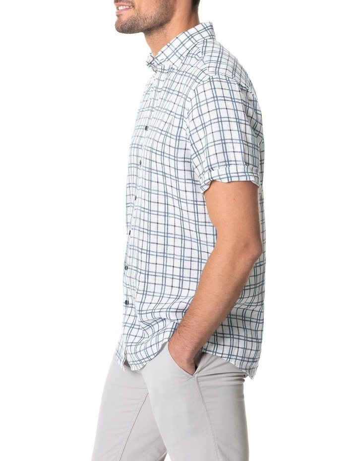 Little Valley Short Sleeve Shirt - Ivory image 2