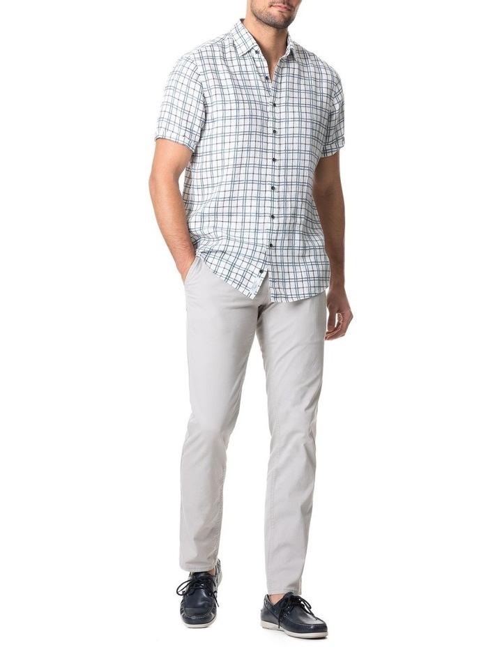 Little Valley Short Sleeve Shirt - Ivory image 5