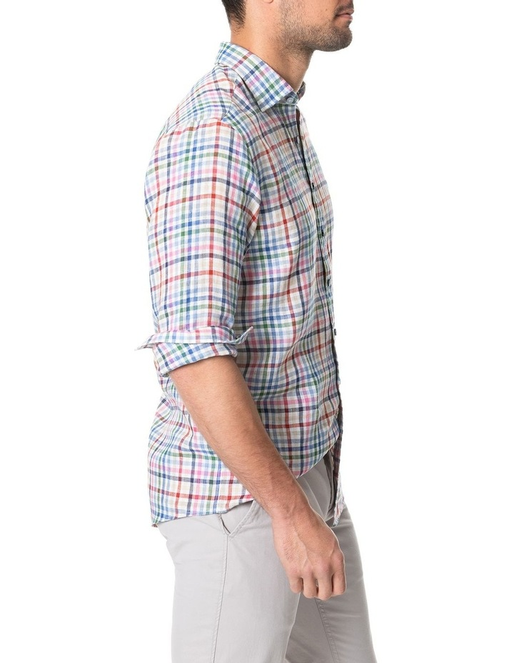 Logantown Long Sleeve Shirt - Ivory image 2