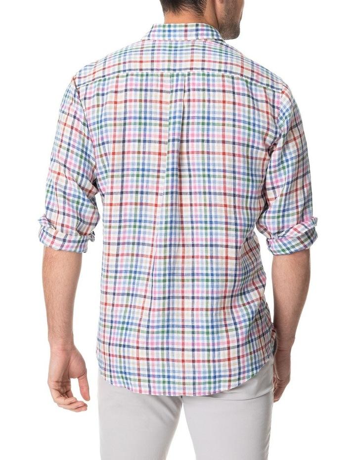 Logantown Long Sleeve Shirt - Ivory image 3