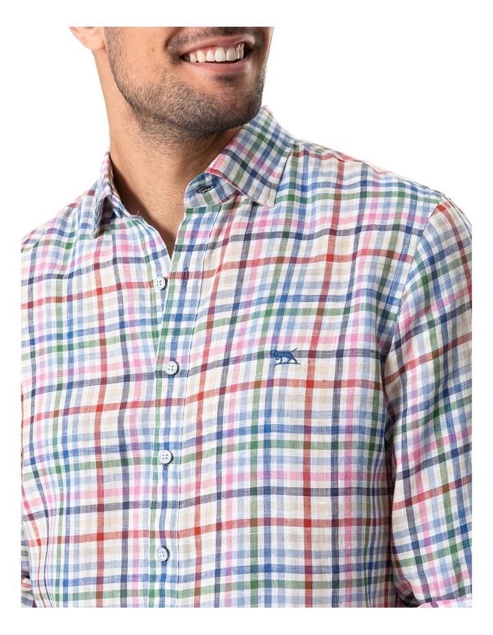 Logantown Long Sleeve Shirt - Ivory image 4