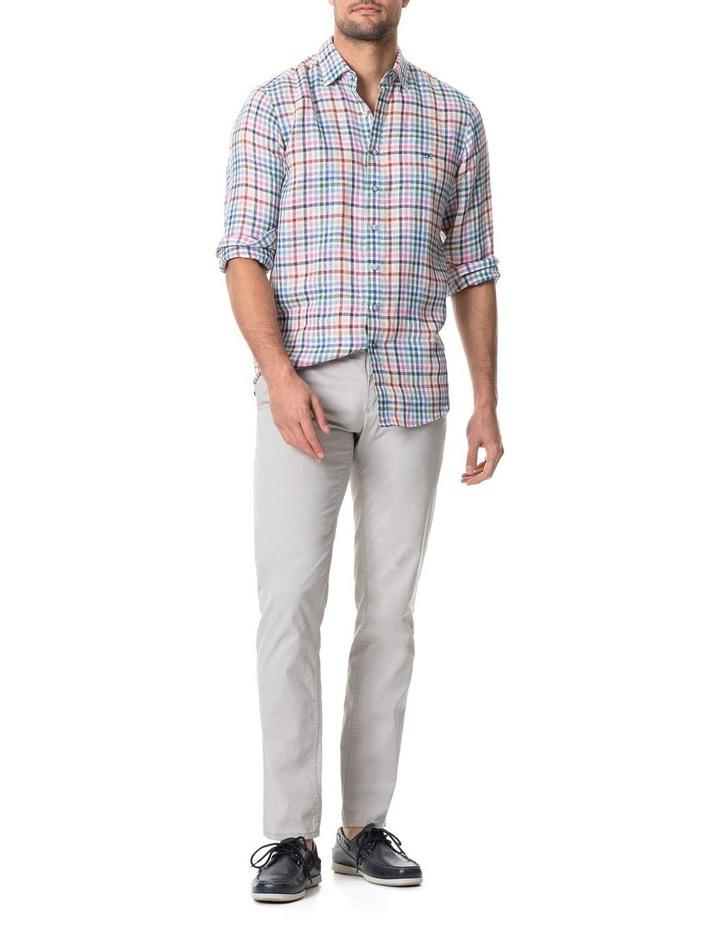 Logantown Long Sleeve Shirt - Ivory image 5