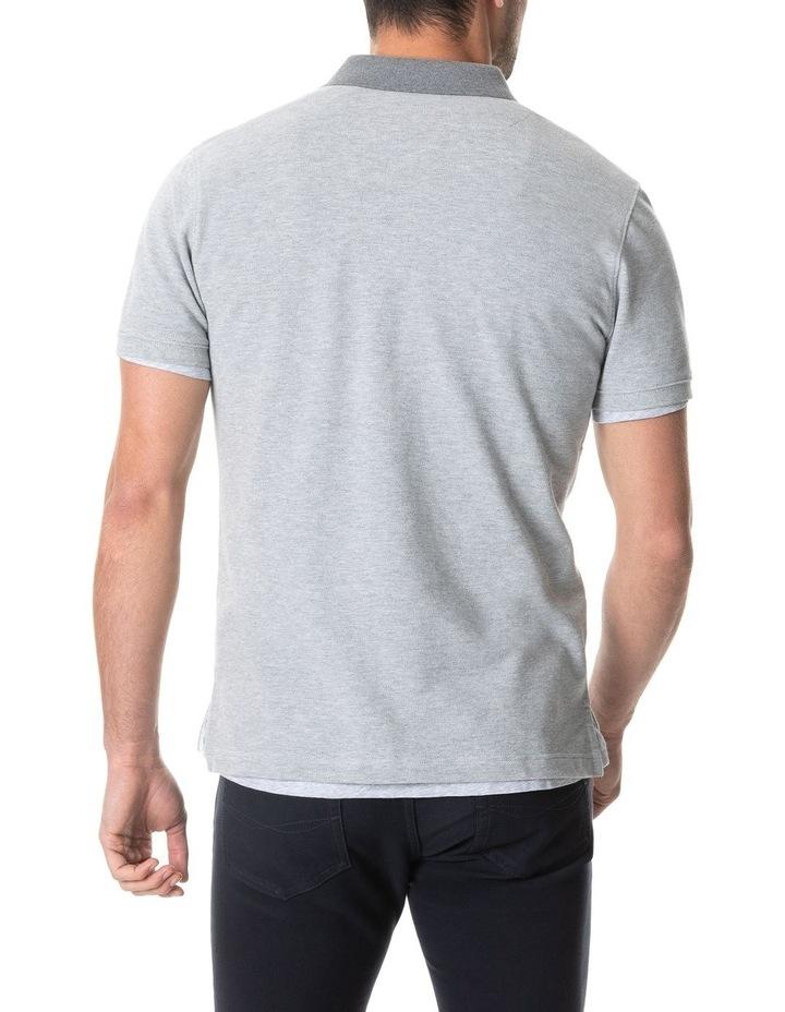 Murphy Road Sports Fit Shirt - Smoke image 3