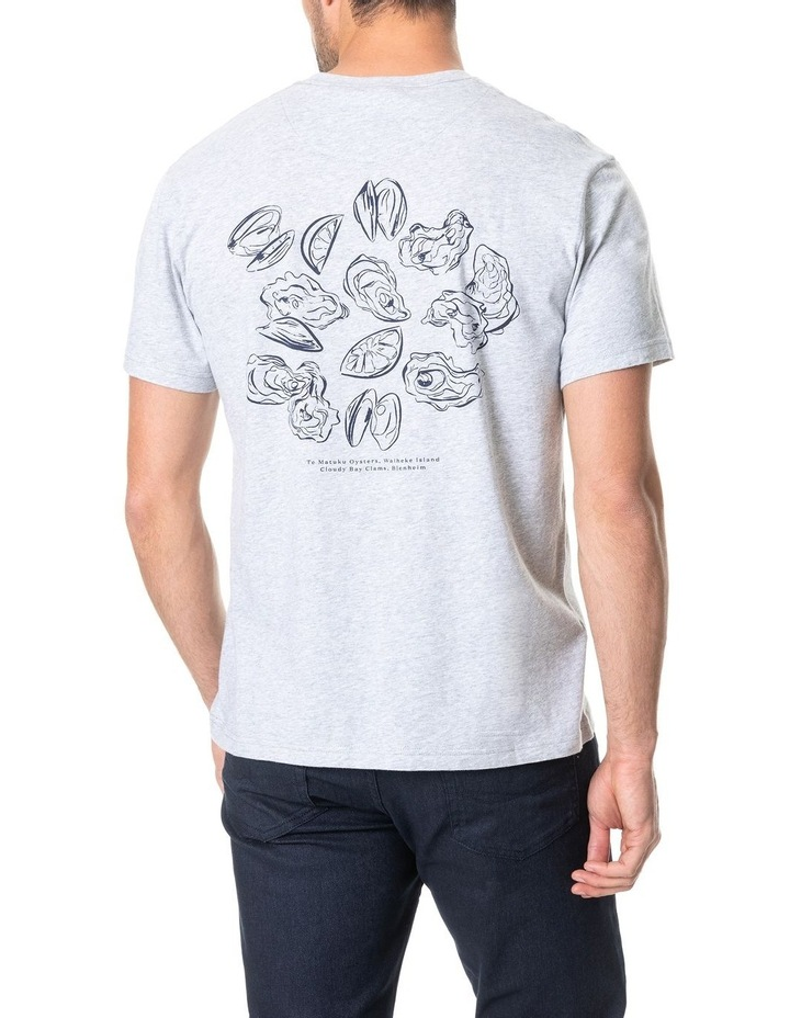 Lodge Tee - Shellfish image 3