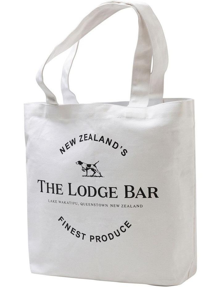 The Lodge Bar Tote Bag - Natural image 2