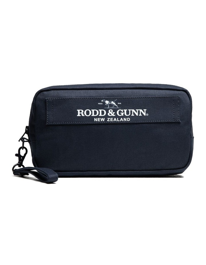 Farrar Street Wash Bag - Navy image 1