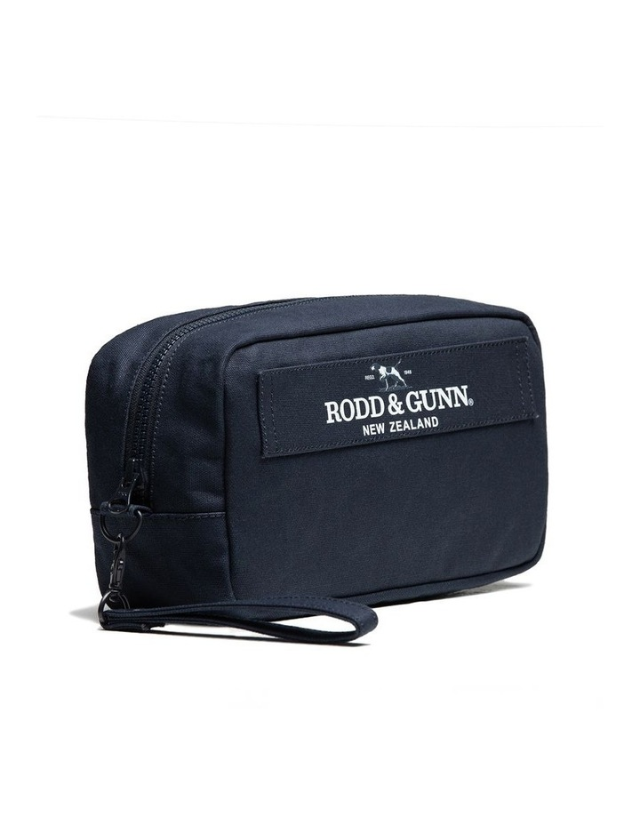 Farrar Street Wash Bag - Navy image 2