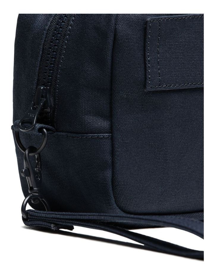 Farrar Street Wash Bag - Navy image 4