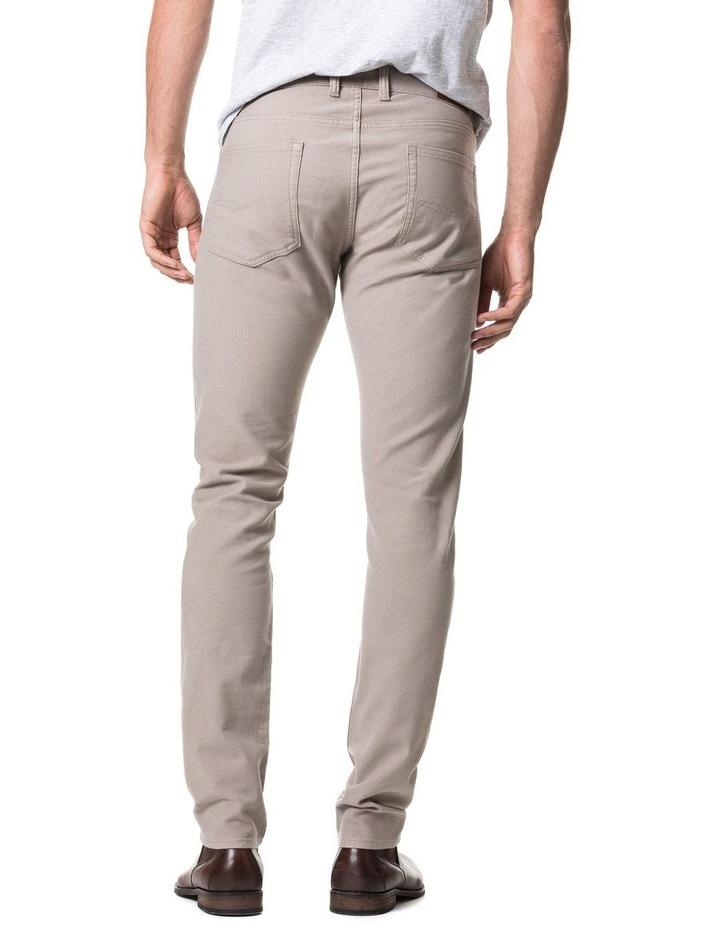 Motion Straight Jean - Regular Leg - Sable image 3