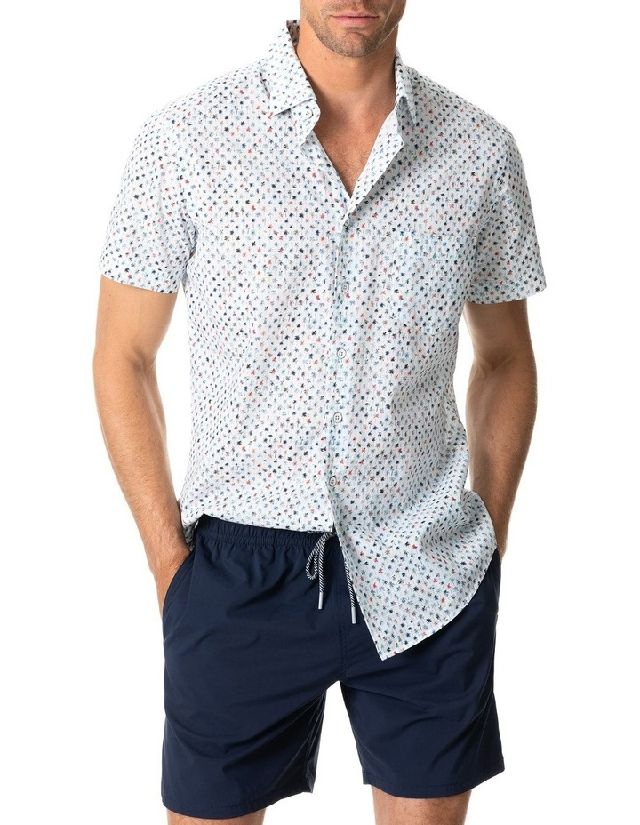 Greenstreet Short Sleeve Sports Fit Shirt image 1