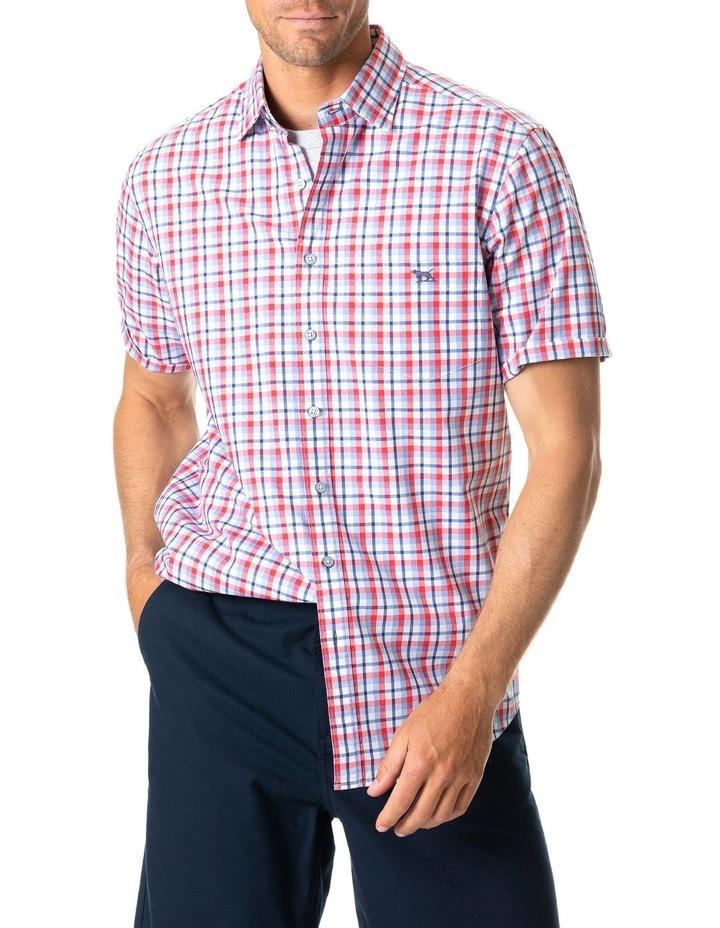 Brittania Short Sleeve Shirt - Bluejay image 1