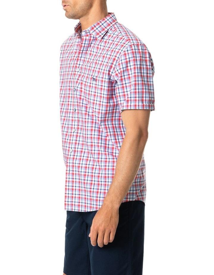 Brittania Short Sleeve Shirt - Bluejay image 2