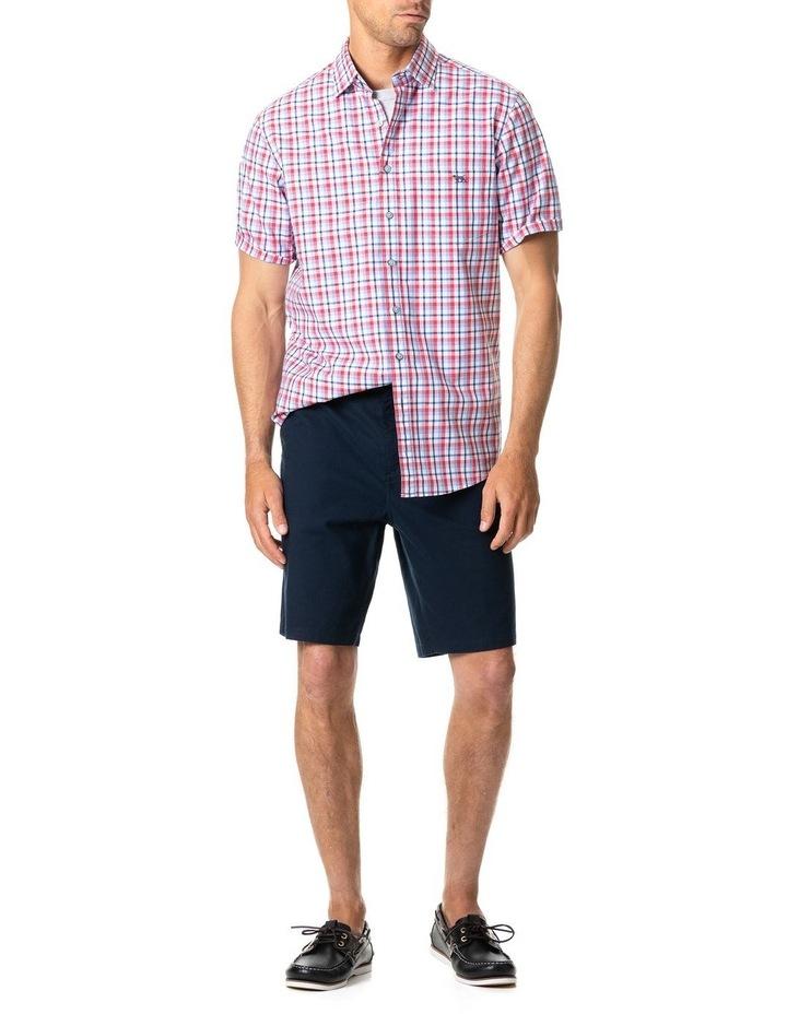 Brittania Short Sleeve Shirt - Bluejay image 5