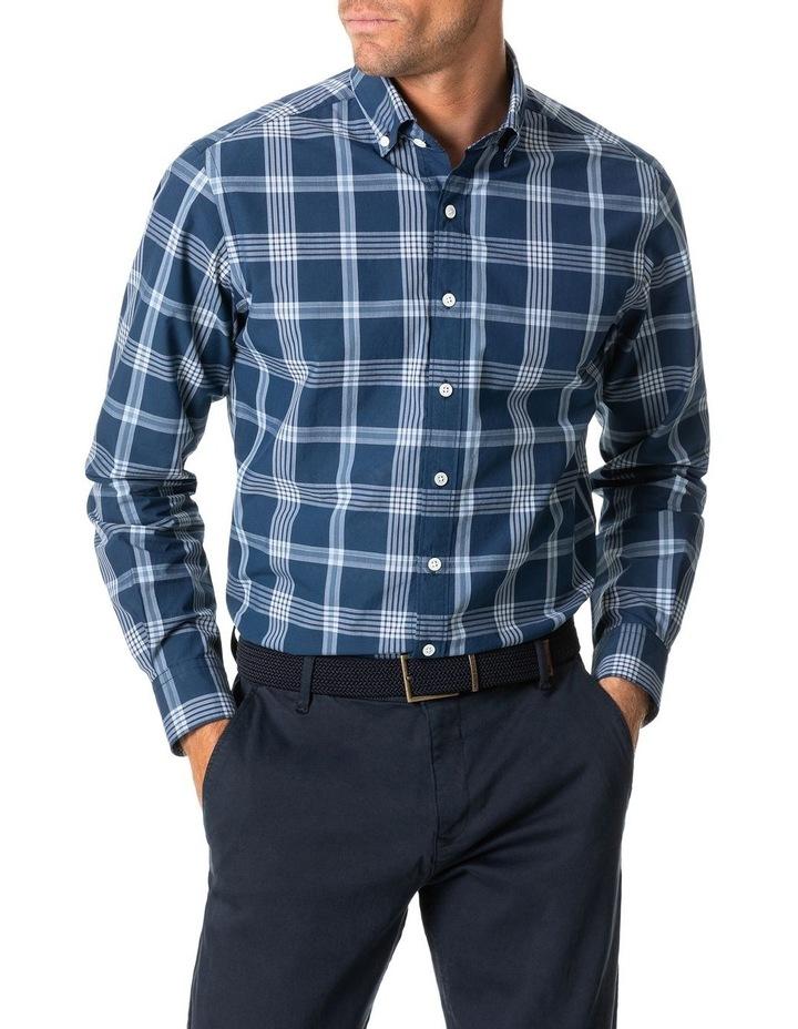 Allaman Long Sleeve Sports Fit Shirt image 1