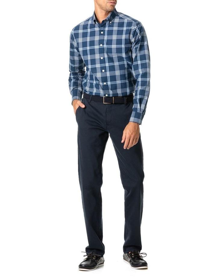 Allaman Long Sleeve Sports Fit Shirt image 3