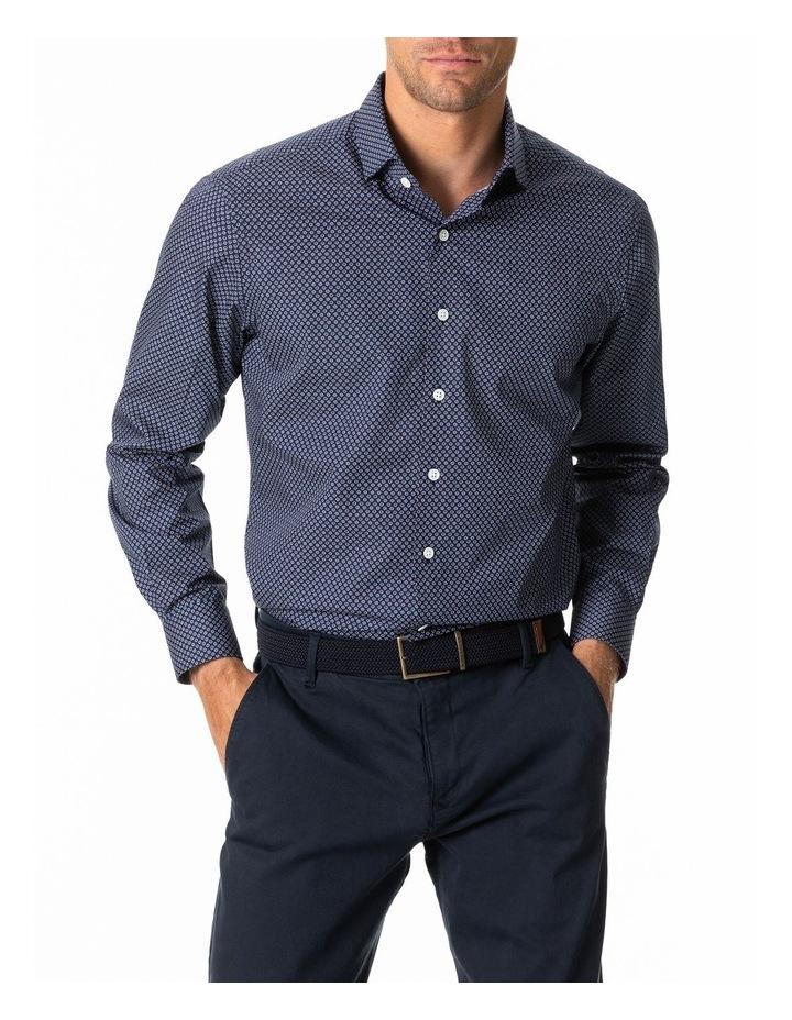 Carricktown Long Sleeve Sports Fit Shirt image 1