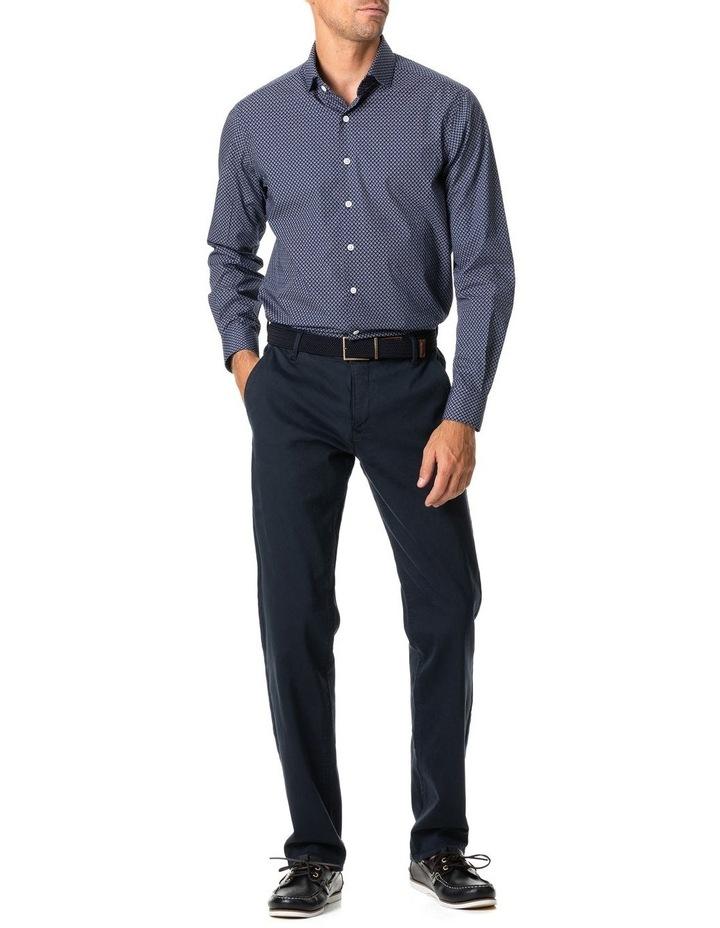 Carricktown Long Sleeve Sports Fit Shirt image 3