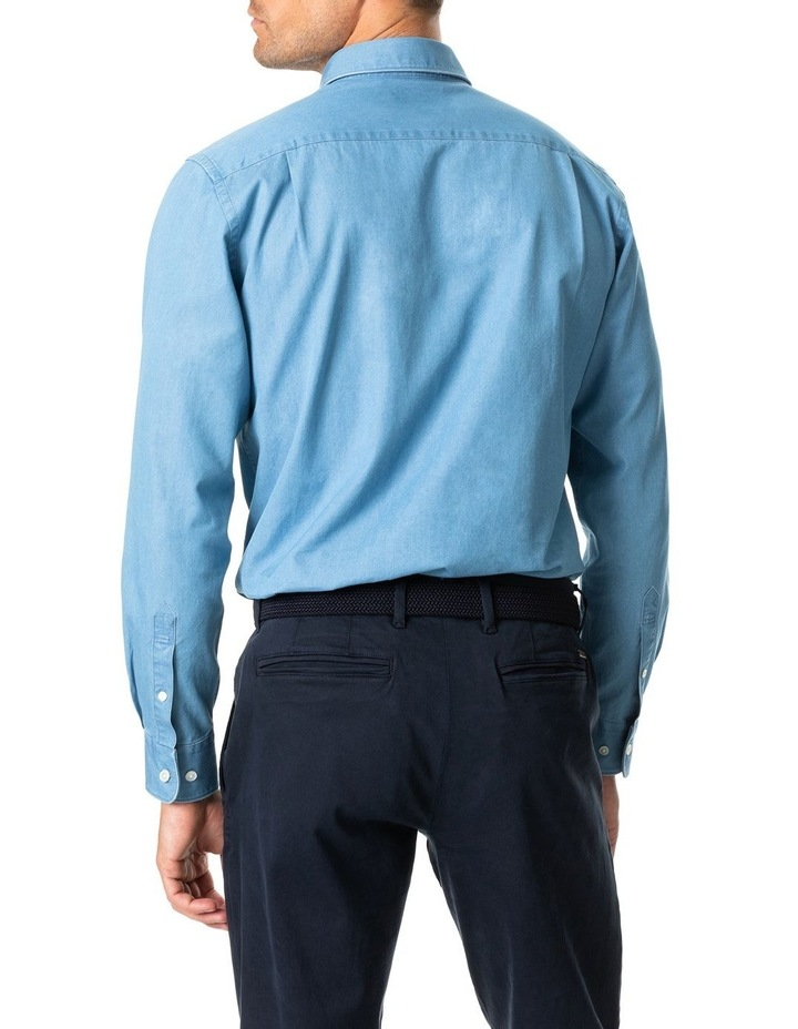 Meadowpoint Long Sleeve Sports Fit Shirt image 5