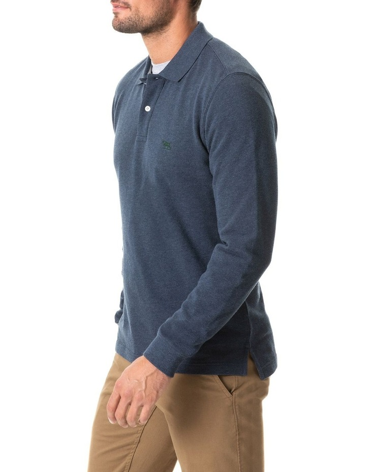 Long Sleeve Gunn Polo image 2