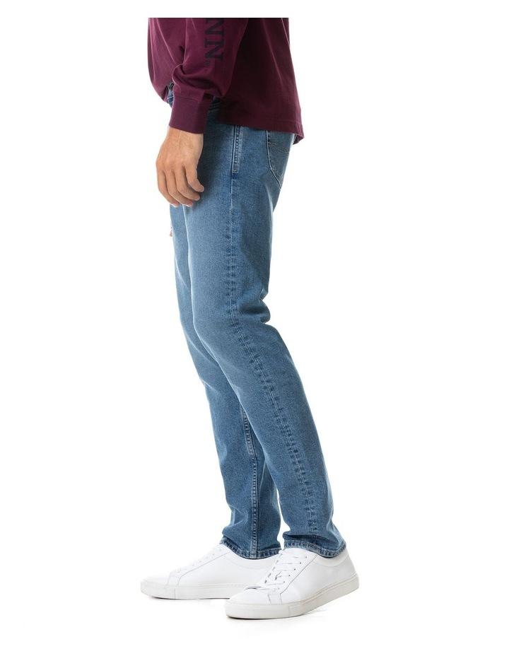 Lowry Straight Fit Jean Short Leg - Sky Blue image 2