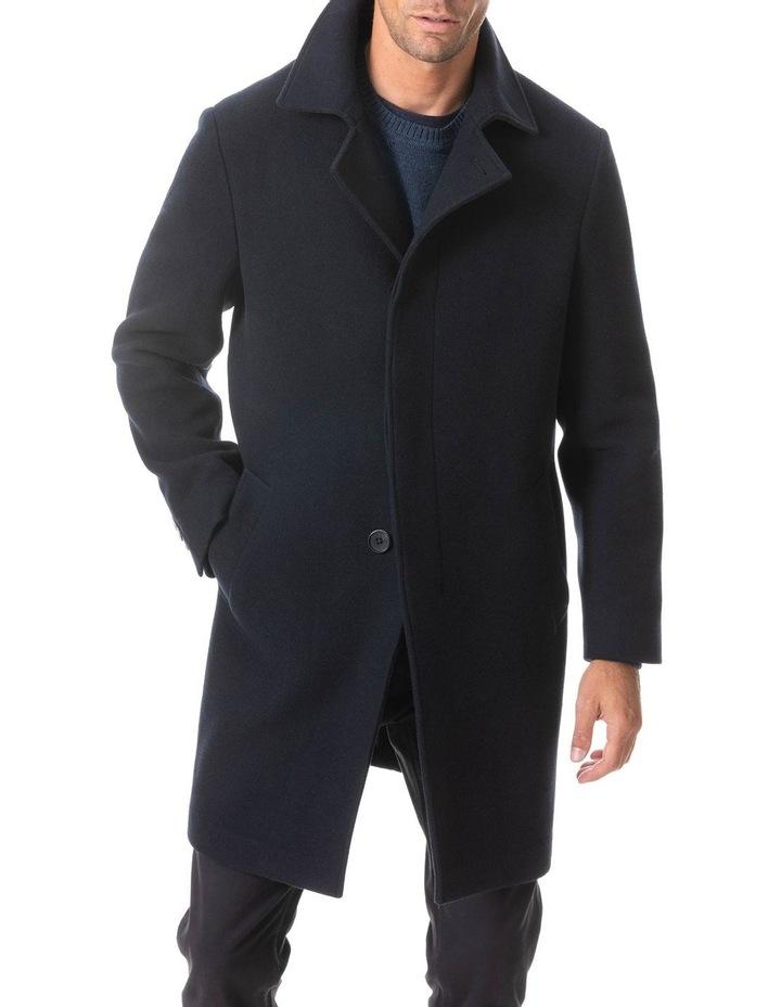 Murchison Coat - Midnight image 1