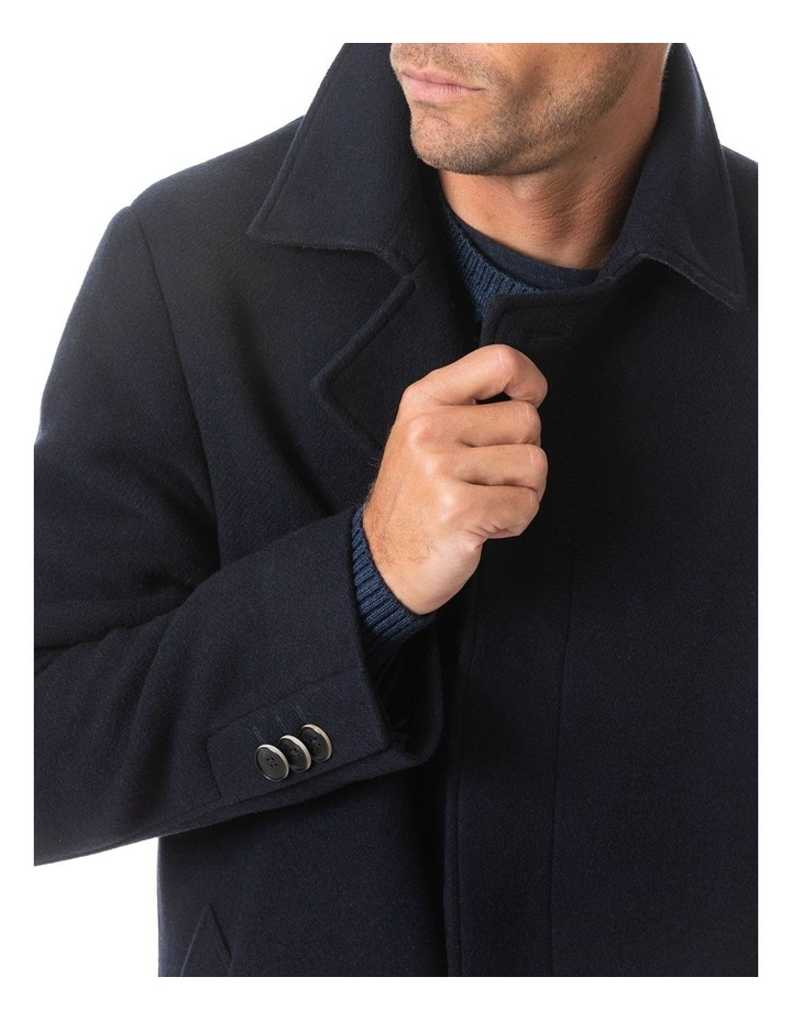 Murchison Coat - Midnight image 4