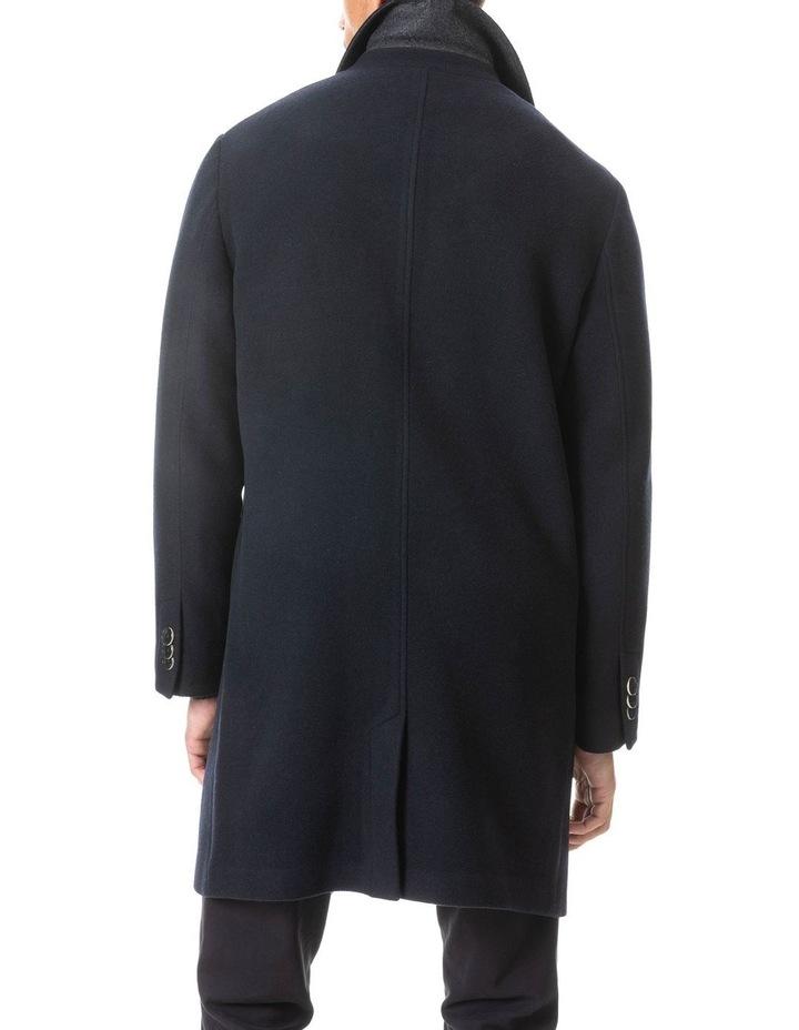Murchison Coat - Midnight image 5