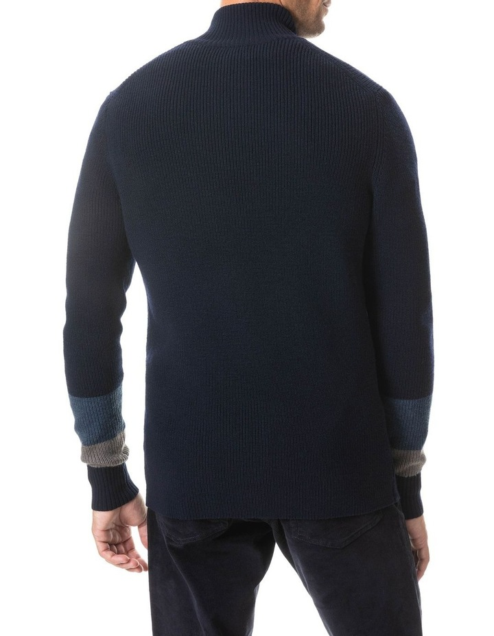 Meremere Knit - Navy image 3