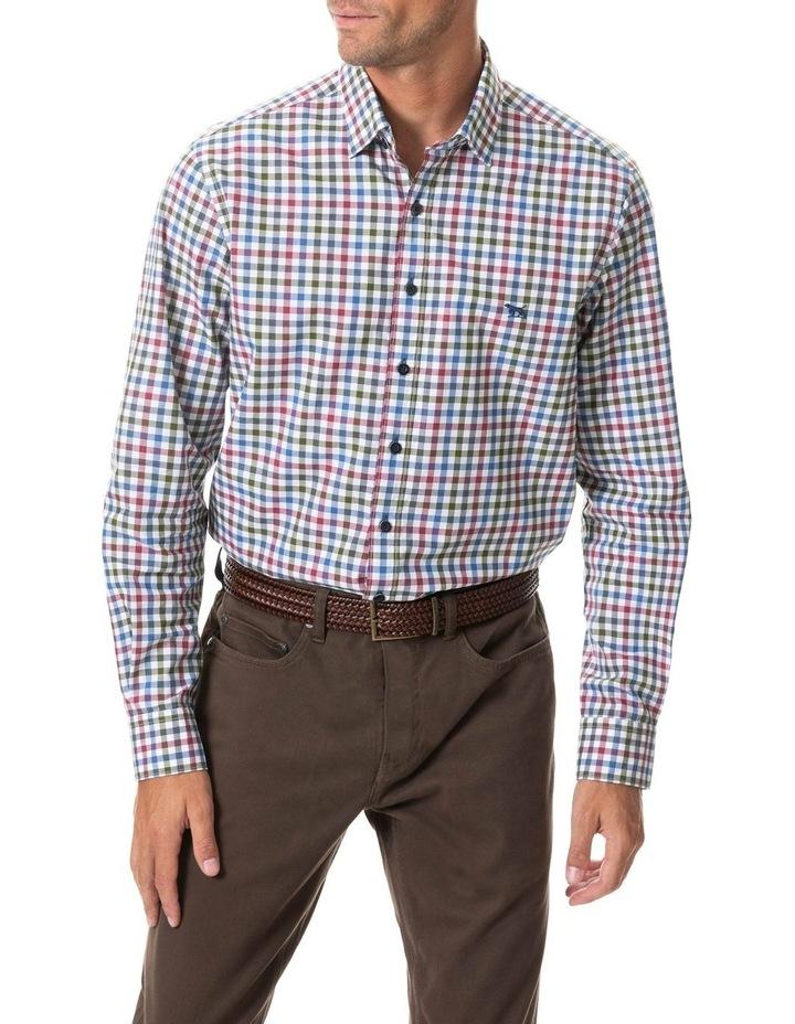 Westmere Long Sleeve Shirt - Ivory image 1