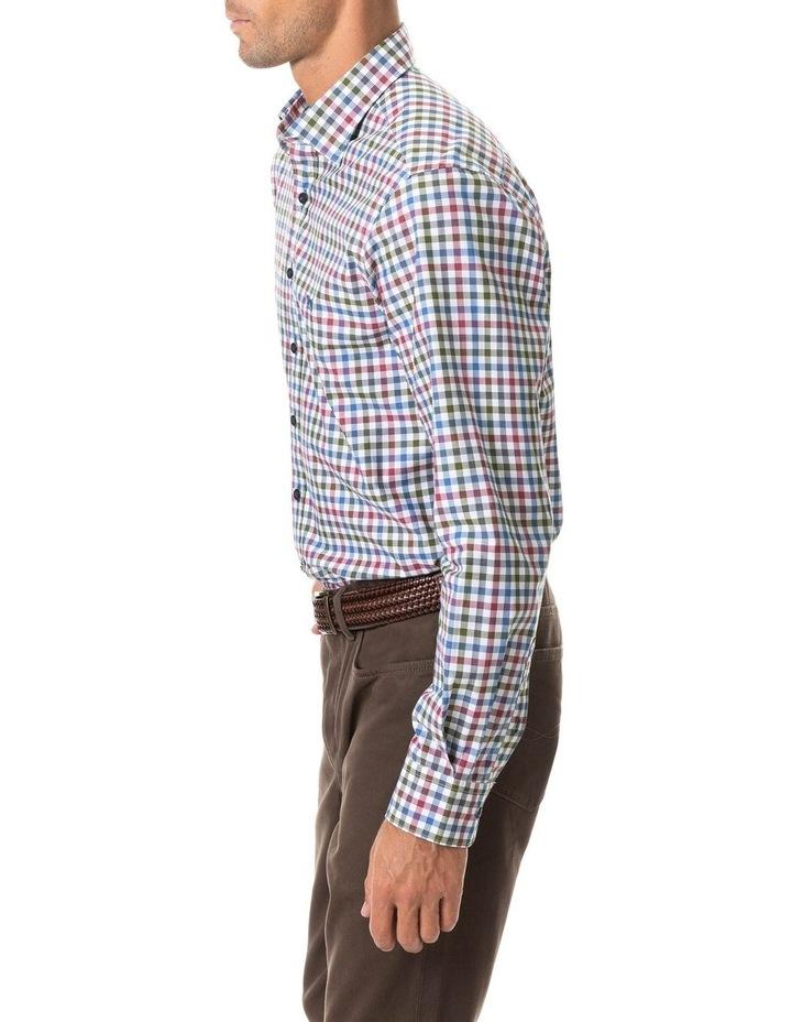 Westmere Long Sleeve Shirt - Ivory image 2