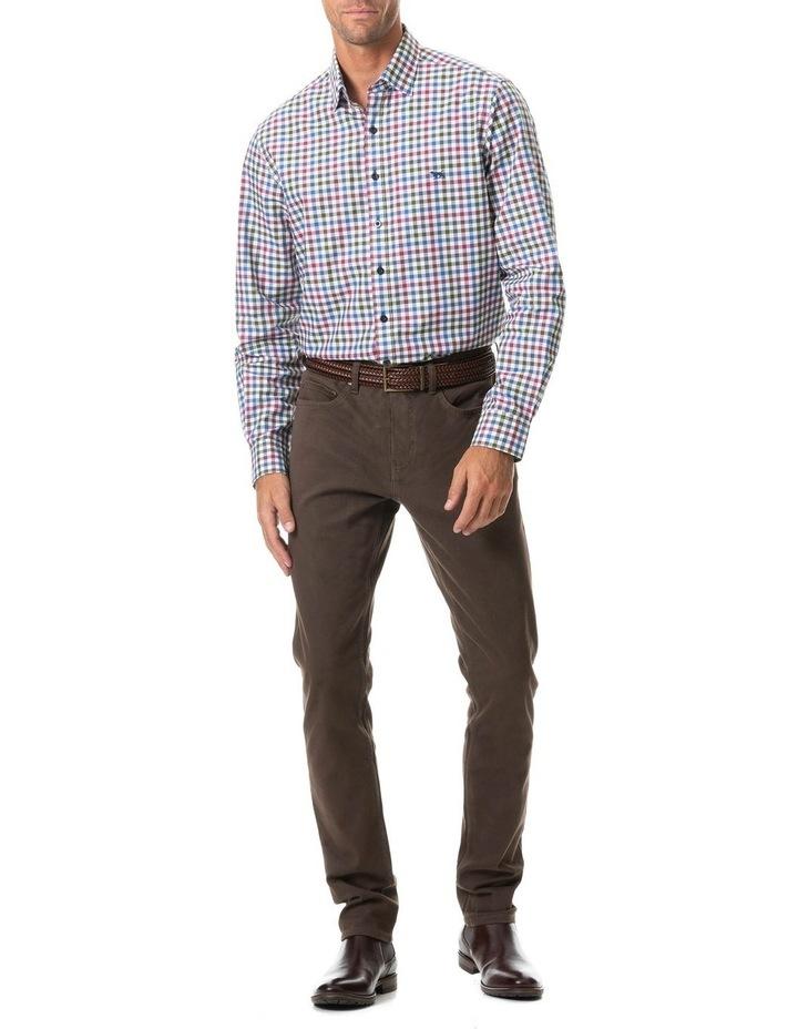 Westmere Long Sleeve Shirt - Ivory image 3