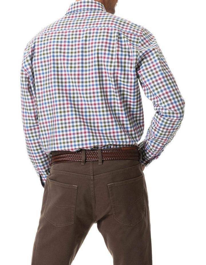 Westmere Long Sleeve Shirt - Ivory image 5