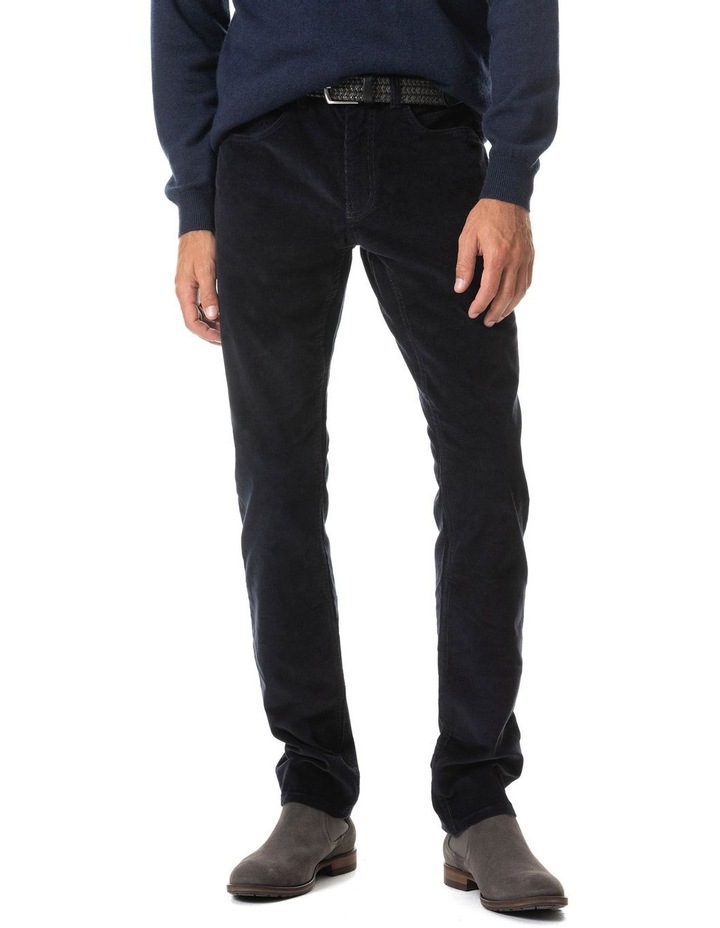 Stirling Straight Jean Short Leg -  Navy image 1
