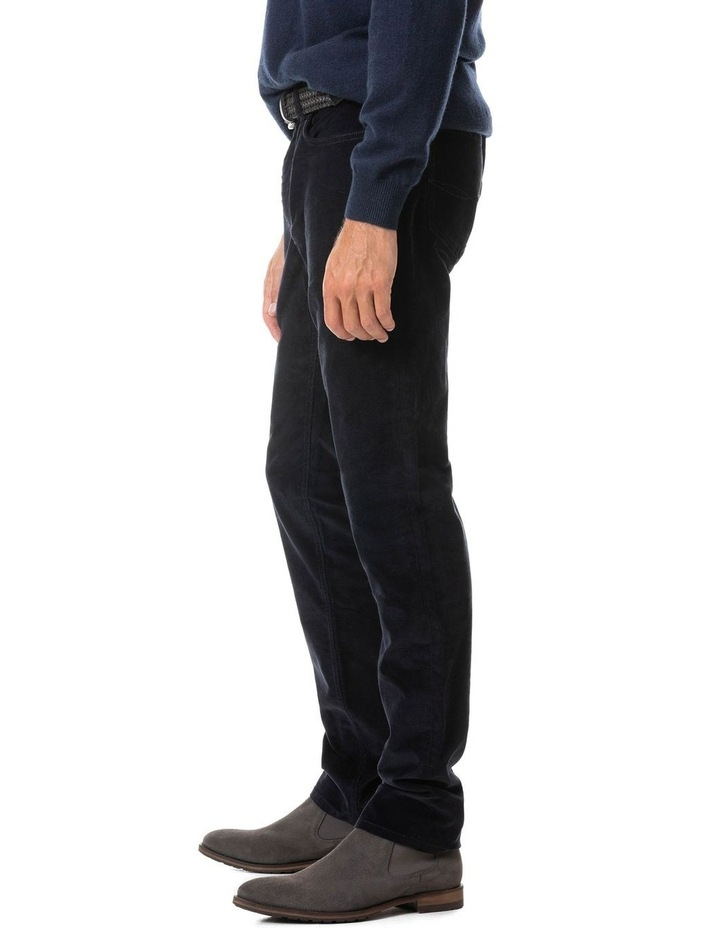 Stirling Straight Jean Short Leg -  Navy image 2