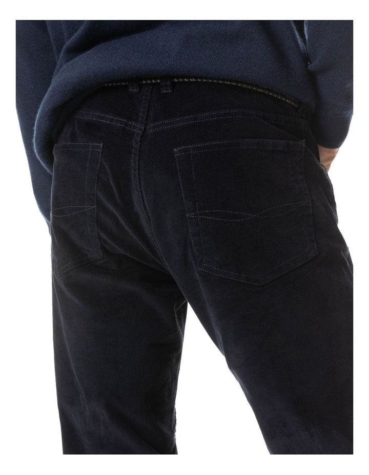 Stirling Straight Jean Short Leg -  Navy image 4