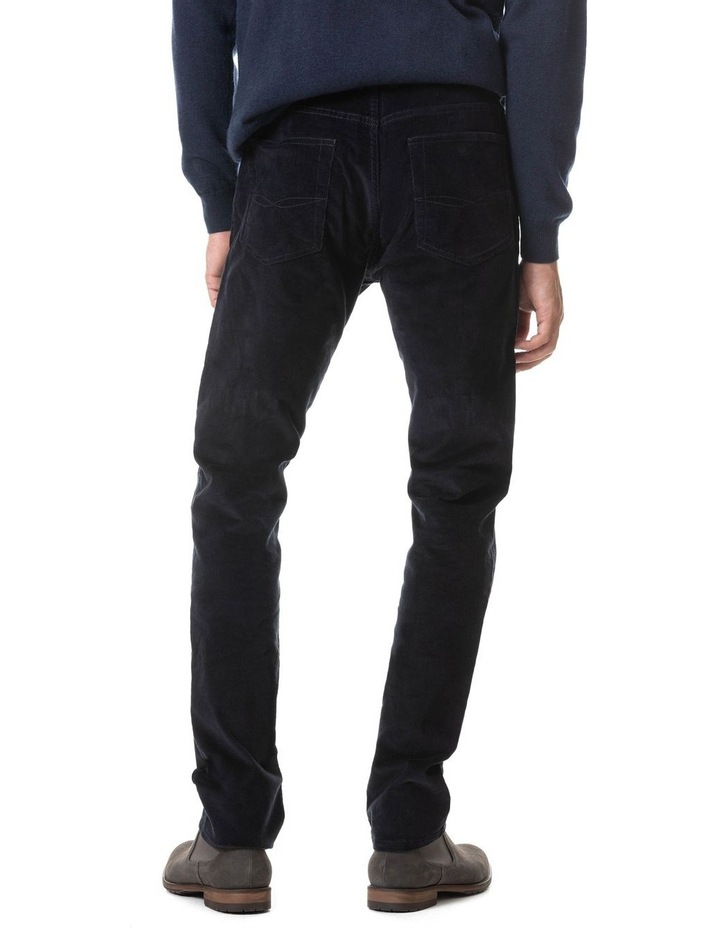 Stirling Straight Jean Short Leg -  Navy image 5