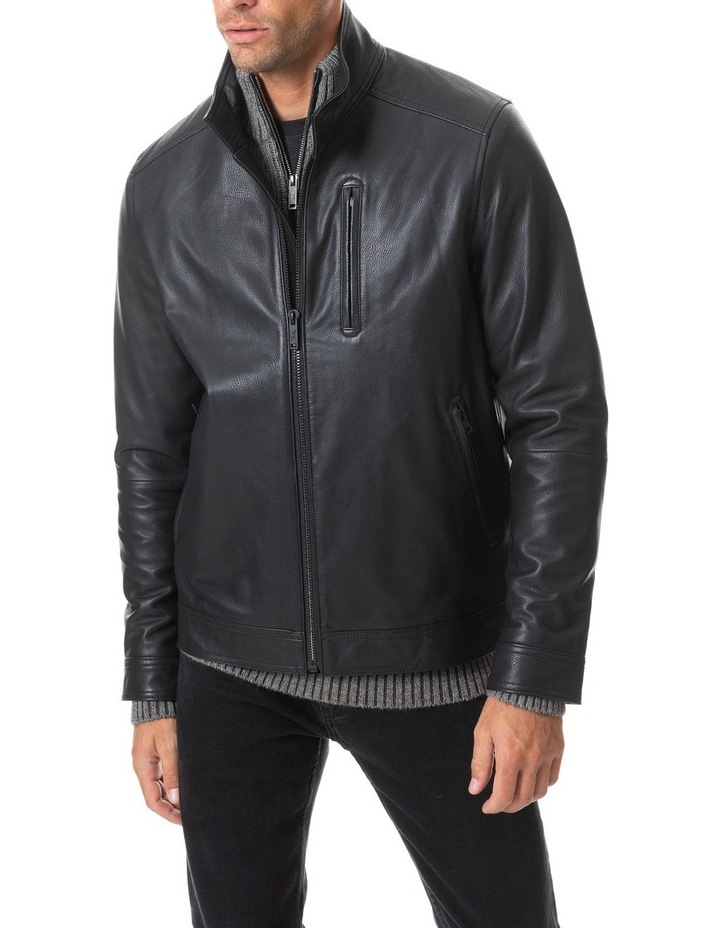 Levin Jacket - Licorice image 1