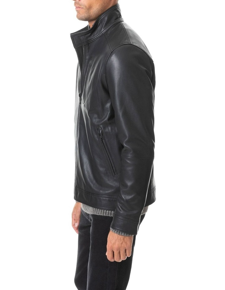 Levin Jacket - Licorice image 2