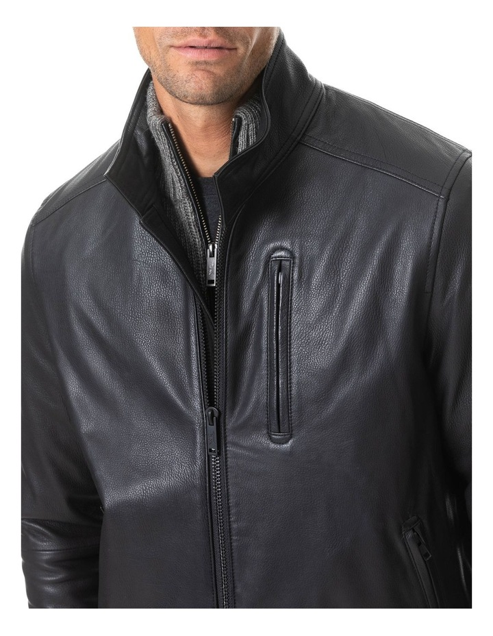 Levin Jacket - Licorice image 4
