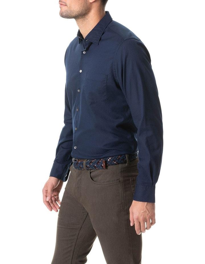 Northcote Long Sleeve Shirt - Ink image 2