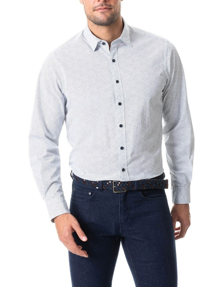 Rosedale Long Sleeve Shirt - Snow image 1