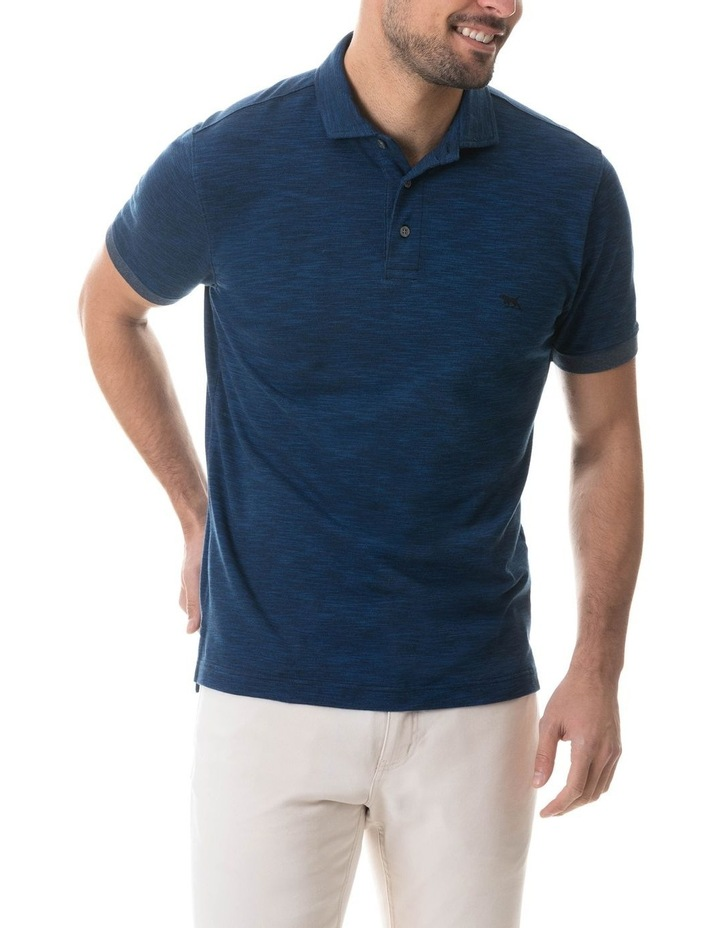 Hampstead Sports Fit Polo - Royal Navy image 1
