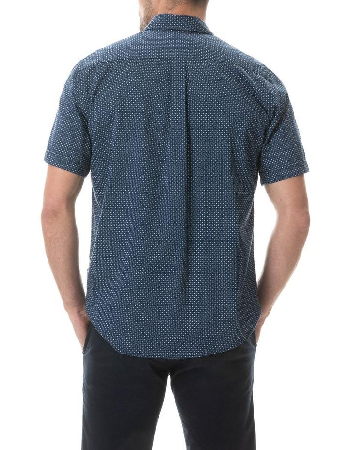 Greenfields Short Sleeve Shirt - Marine image 4