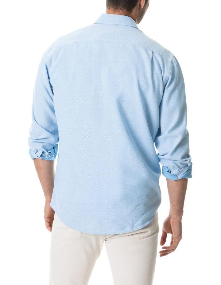 Dunhurrow Long Sleeve Shirt - Sky image 3
