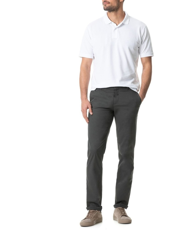 The Gunn Original Fit Polo - Ivory image 5
