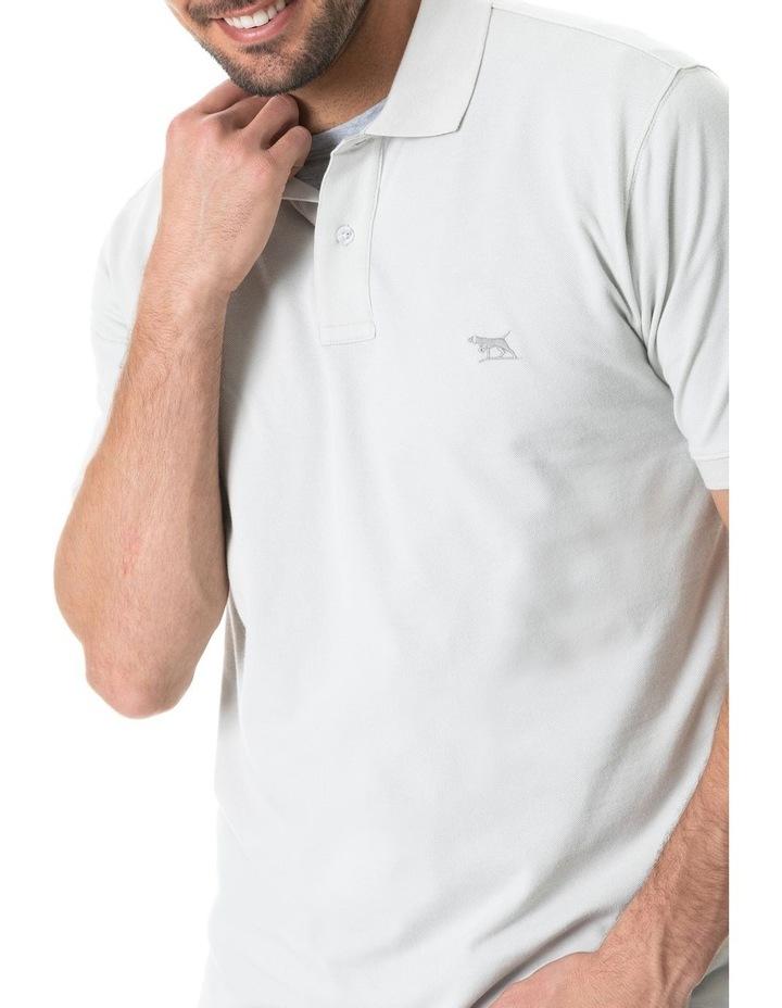 The Gunn Original Fit Polo - Fog image 4